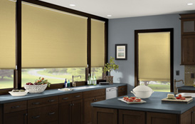 Premiere Double Honeycomb Cellular Shades