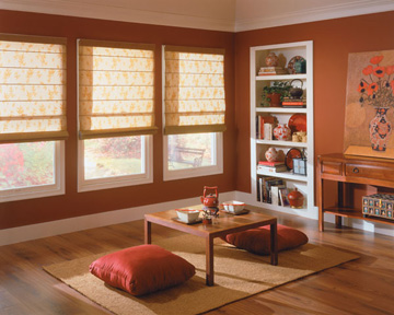 Buy Serenade Roman Shades
