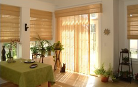 Averte Woven Wood Shades